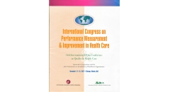 International Congress on Performance Measurement & Improvement in Health Care. Chicago, 12-15 November 1997